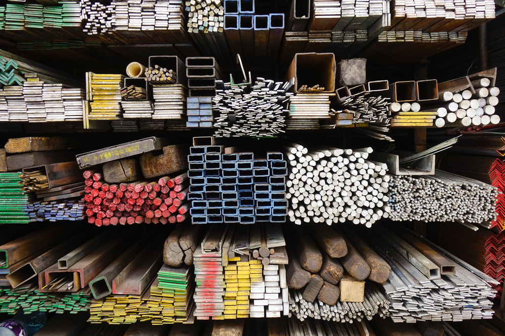 different types of metals by metal manufacturers