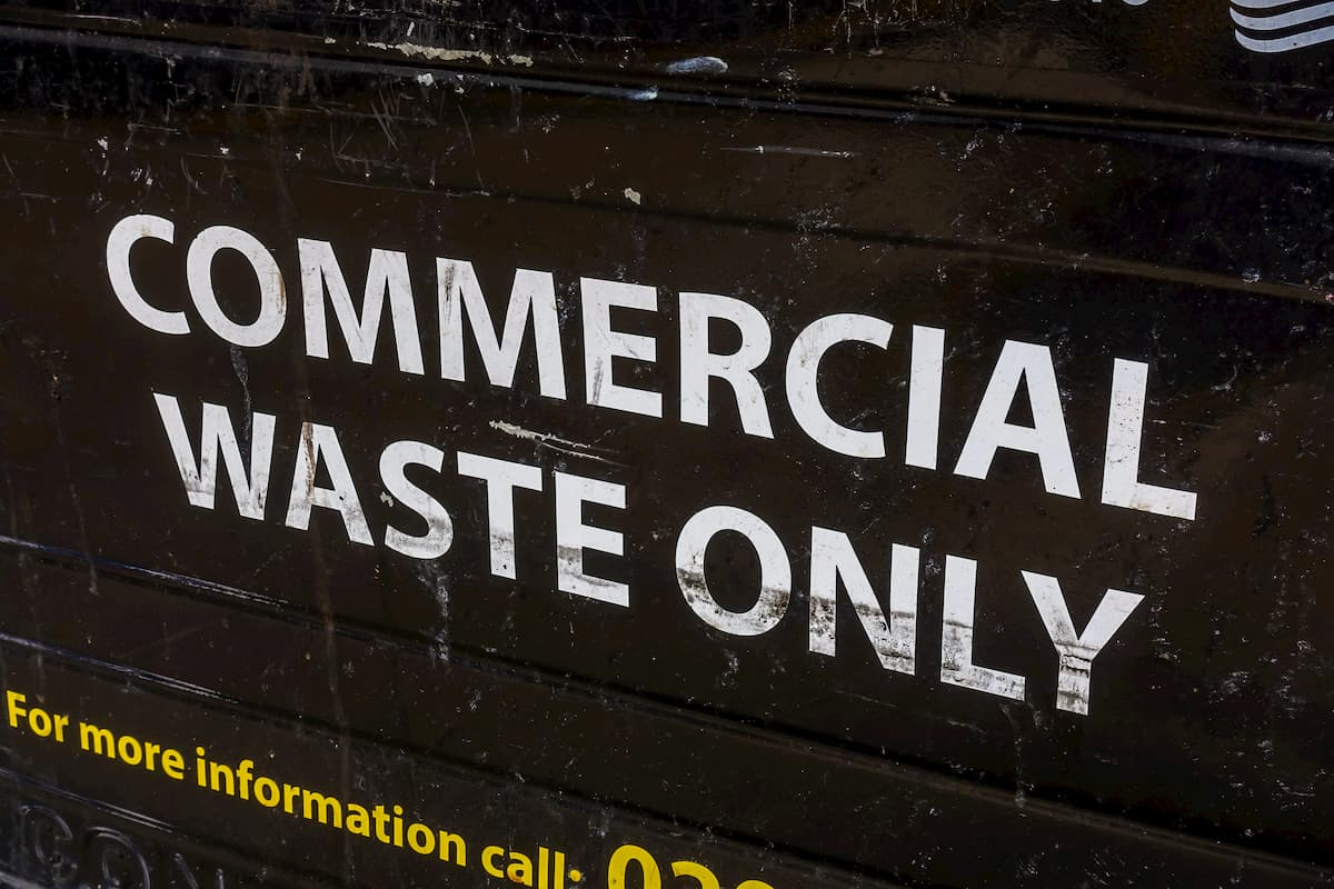 Commercial Waste Management from Beginning to End